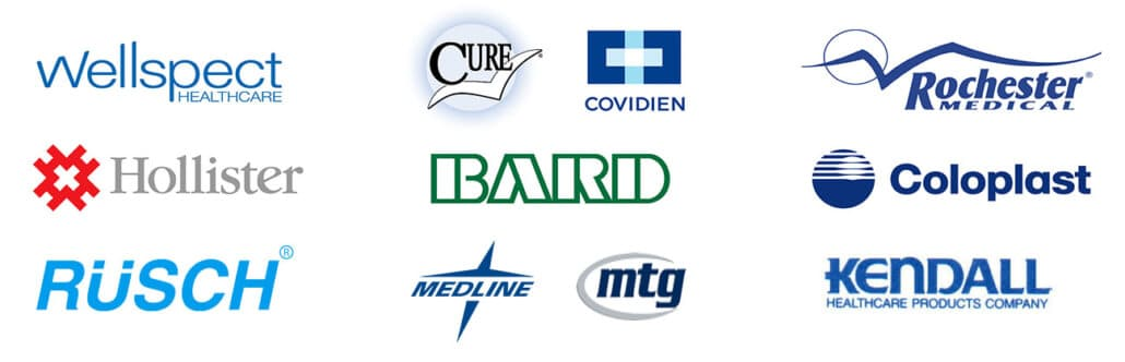 Premier Catheter Supplies Featured Brands